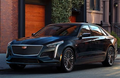 2019 Cadillac Ct5 by 2019 Cadillac Ct5 Review Engine Price Design Release