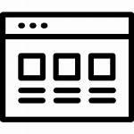 Web Development Icons Icon Website Flaticon Services