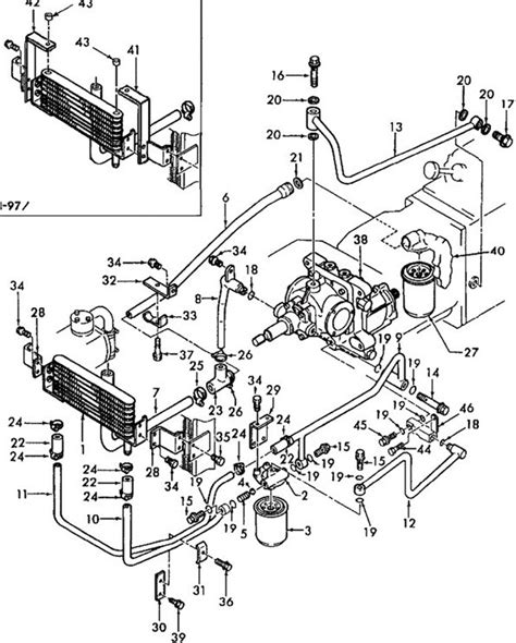 ford  tractor parts diagram wiring diagram fuse box