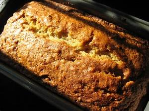 Almost  Vegan Banana Bread