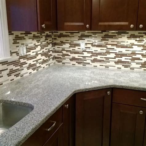 Kitchen With Mosaic Backsplash by Top 5 Creative Kitchen Backsplash Trends Sjm Tile And