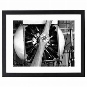 Hélice D Avion Déco : cadre d co avion h lice ~ Teatrodelosmanantiales.com Idées de Décoration