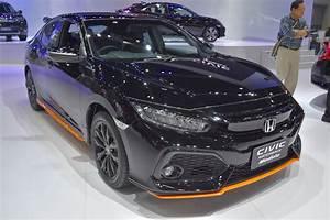2017 Honda Civic Hatchback Modulo - BIMS 2017 Live