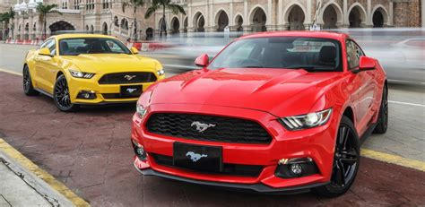 ford mustang facelift    spd auto report
