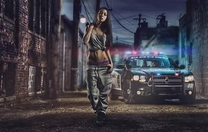 Swag Wallpapers Police Creative Dodge Desktop 2540