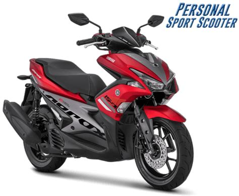 Pcx 2018 Aerox by 5 Striping Dan Pilihan Warna Baru Yamaha Aerox 155 Vva