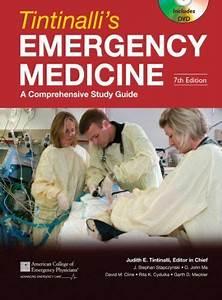 Tintinalli U0026 39 S Emergency Medicine  A Comprehensive Study