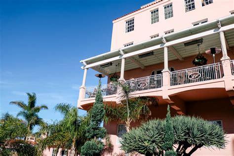 hours  la valencia hotel  la jolla california