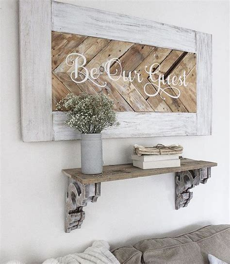 A rustic decorating style combines many different elements into a new aesthetic. 18 Rustic Wall Art & Decor Ideas That Will Transform Your Home - Craft-Mart