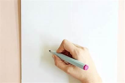 Brush Hand Stroke Consumer Crafts Basics Lettering