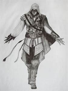 Assassins creed 2 Ezio by Fedota on DeviantArt