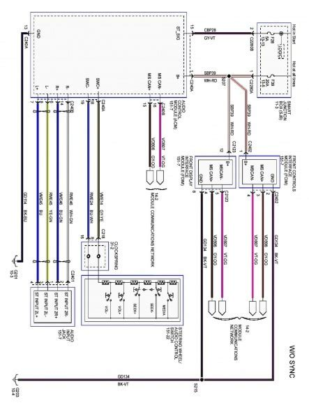 research power step wiring diagram