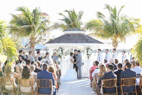 Waterfront Nautical Glam St Pete Wedding Yacht wedding