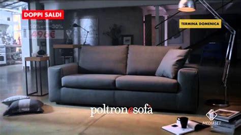 Poltrone E Sofà Doppi Saldi Spot 2016
