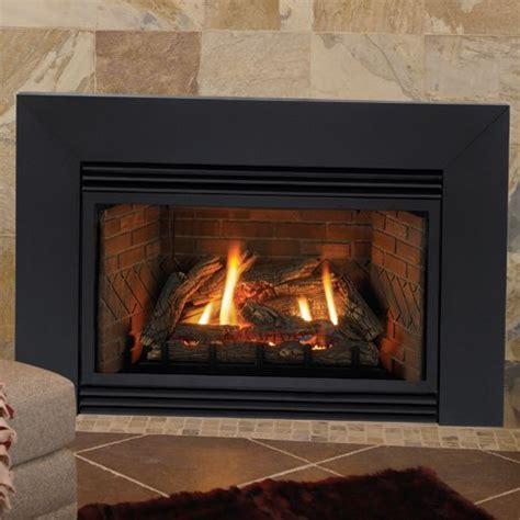 fireplace insert with blower 34 quot innsbrook direct vent fireplace insert liner blower
