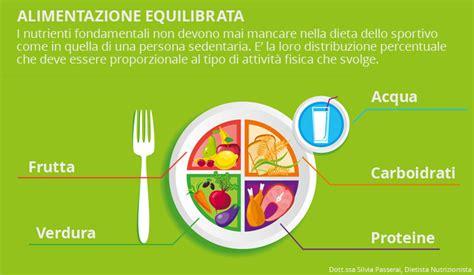 alimentazione dello sportivo alimentazione e sport piani dietetici personalizzati