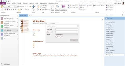 onenote section template review of the onetastic add in for microsoft onenote