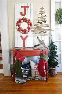 Decoration De Noel 2017 : deco de fete noel projets diy deco noel 2017 debi ~ Melissatoandfro.com Idées de Décoration