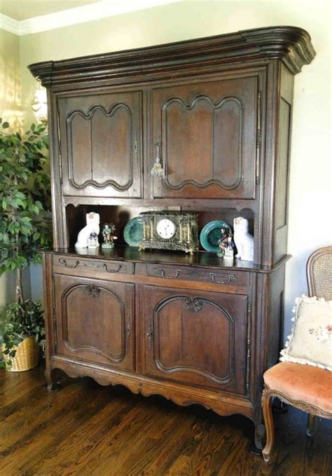 Antique Hutches And Sideboards by Antique Country Hutch Buffet Server Sideboard