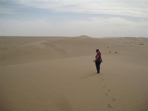 Alana Adventures Rub Khali The Emptiest Empty