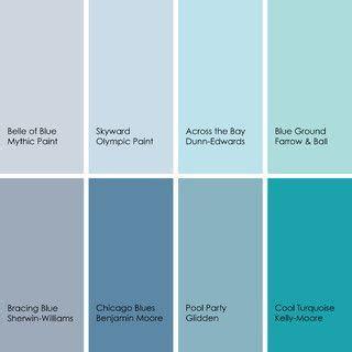 beachy colors 17 best ideas about blue paint colors on blue