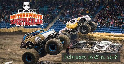 monster truck show edmonton attention monster truck lovers ram motorsports