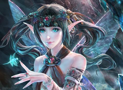 elves, Fantasy Art Wallpapers HD / Desktop and Mobile ...