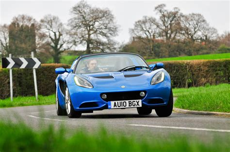 Lotus Elise Roadster Review Evo