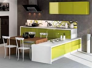 Credence Cuisine Originale : id e d co cuisine credence ~ Premium-room.com Idées de Décoration