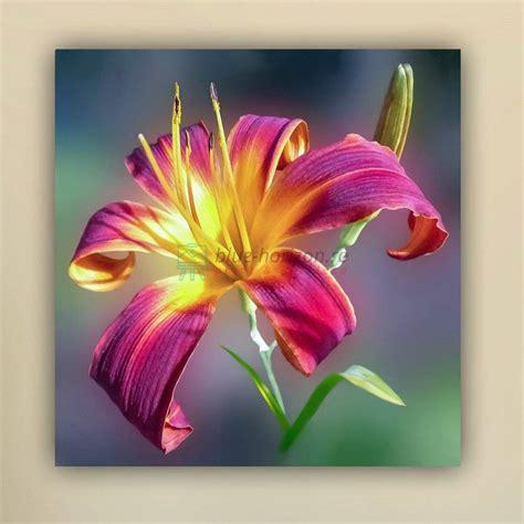 Tablou canvas - Floare