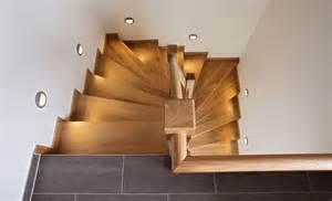 treppen beton treppenstufen holz auf beton bvrao