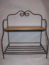 longaberger wrought iron shelf ebay iron shelf wrought iron shelves