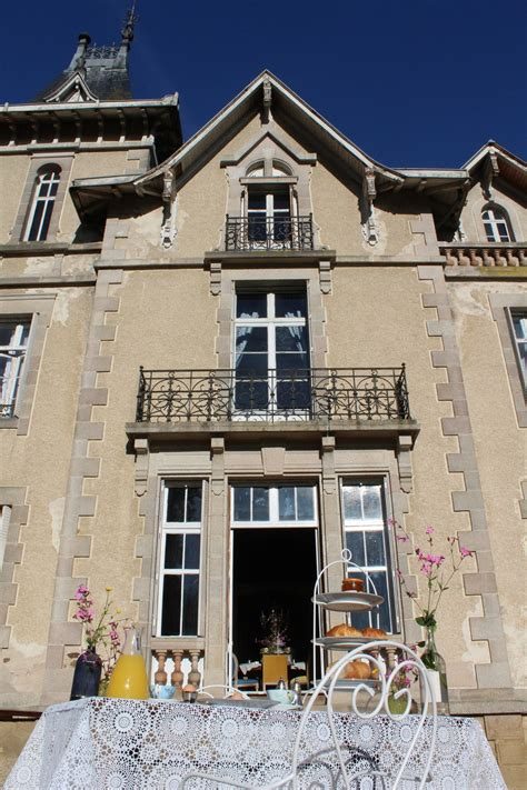 bed breakfast chateau mariaux france