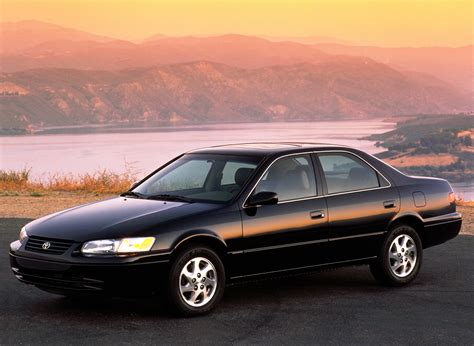 Toyota Camry History by The Road Travelled History Of The Toyota Camry