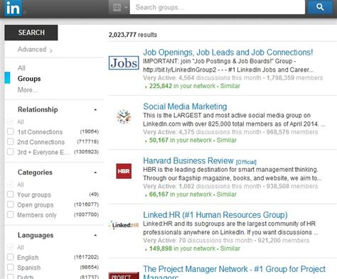 How To Search Resumes In Linkedin by How To Search In Linkedin By Using Advanced Search
