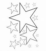 Coloring Stars Printable Estrellas Worksheets Moon Tracing Colorear Sky Dibujos Traceable Template Toddlers Patterns Preschool Toddler Hearts Worksheet Colouring Sheets sketch template
