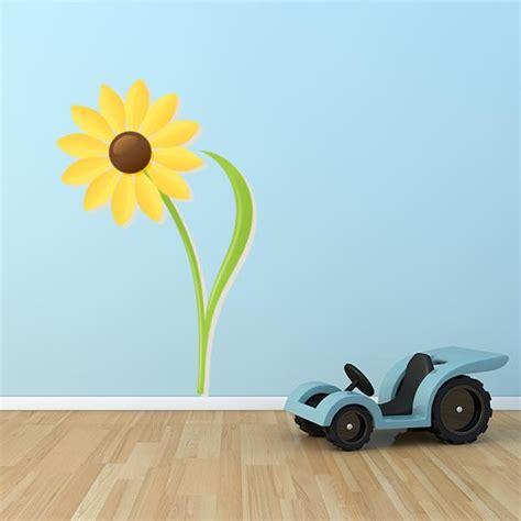 sunflower wall decals sunflower wall art decor