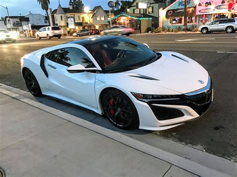 dealer inventory 2017 acura nsx sh in 130r white