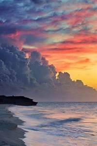 Sunset at Varadero Beach, Matanzas, Cuba | OH THE PLACES I ...
