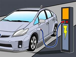 How To Charge Your Electric Car  3 Steps  With Pictures