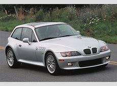BMW Z3 M Coupé Review 1998 2002 Parkers