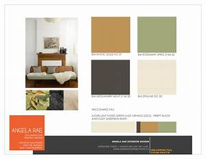 Fall, Colour, Palette, Inspiration, From, Angela, Rae, Interior, Design