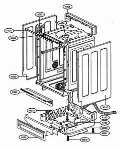 Wiring Diagram  32 Lg Dishwasher Parts Diagram