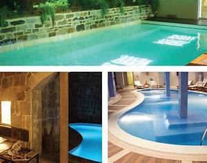piscine interieure construction en interieur piscine With construire une piscine interieure