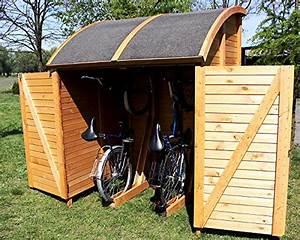 Fahrradbox Und Fahrradgarage Aus Holz Infos Preise