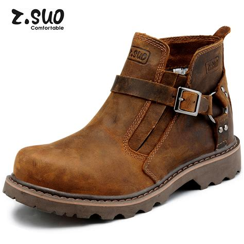 affordable motorcycle boots aliexpress com buy 2014 zsuo fashion pointed toe men