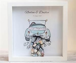 Hochzeitsgeschenk Bilderrahmen Auto : de leukste idee n om geld als huwelijkscadeau te geven bruiloft inspiratie ~ Eleganceandgraceweddings.com Haus und Dekorationen