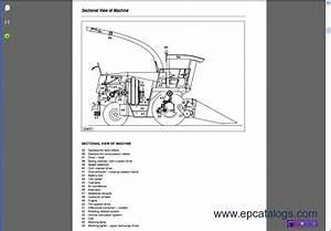 Claas Bigtic Manuals Set Spare Parts Catalog Book Manual