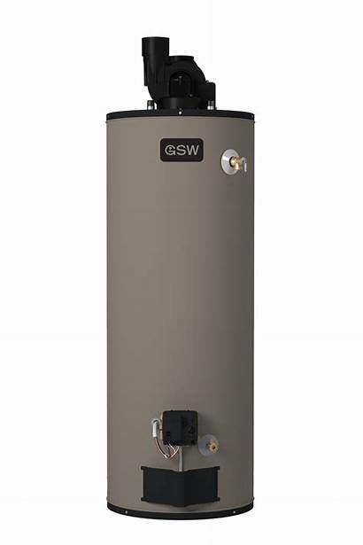 Gsw Water Vent Direct Power Heater Gas