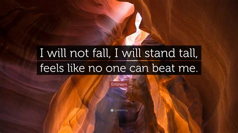 eminem quote    fall   stand tall feels     beat